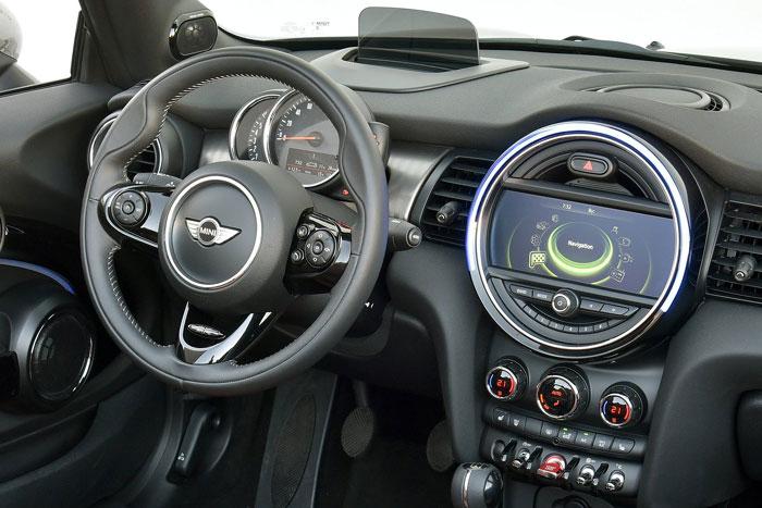 MINI Cabrio Cooper S
