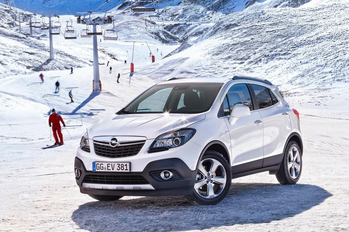 Opel Mokka / Опель Мокка