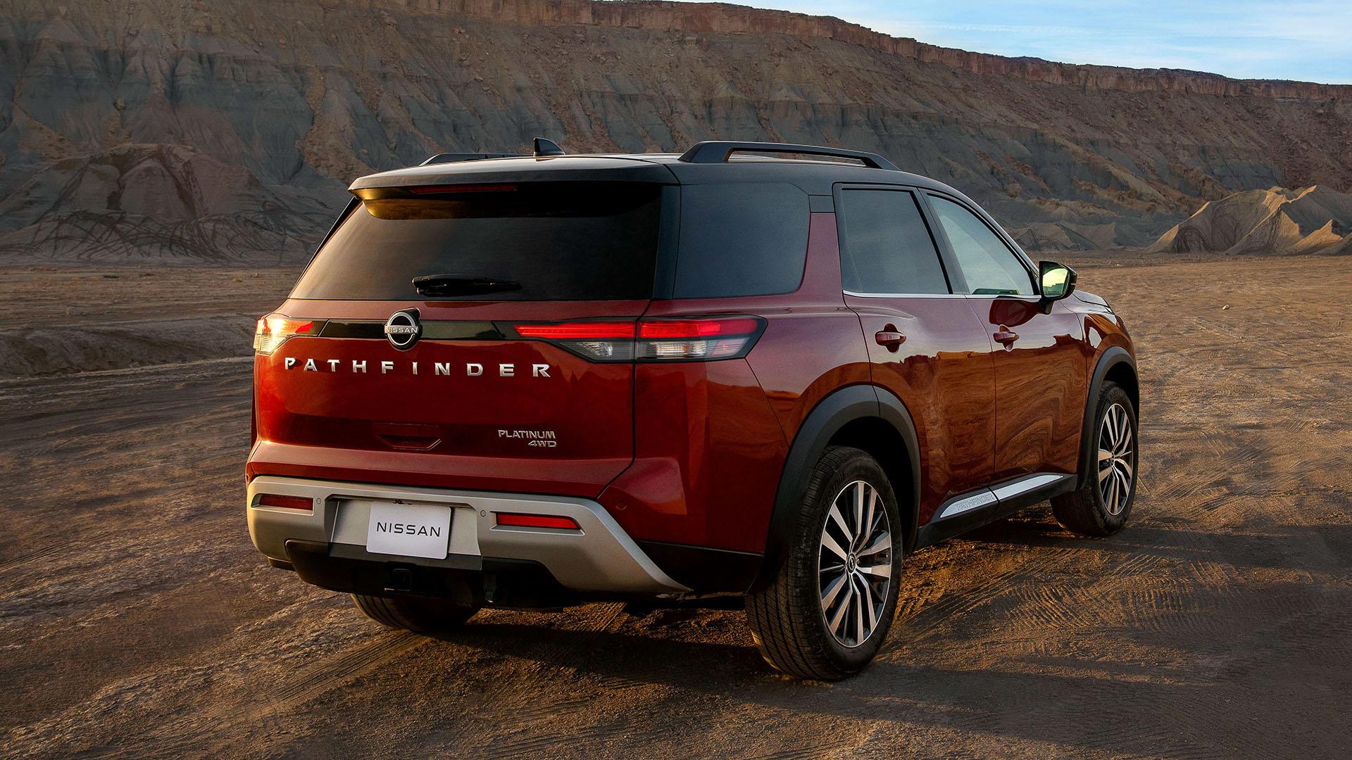 Pathfinder Nissan 2021