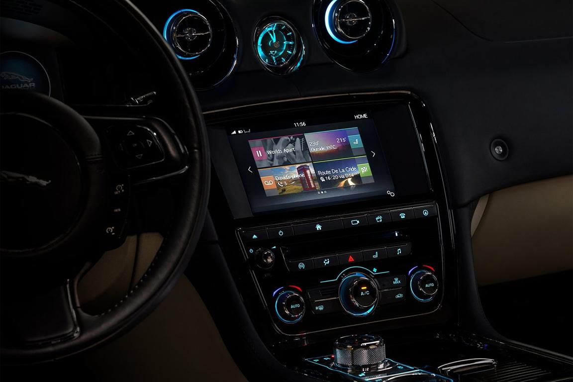 Jaguar XJ 2017