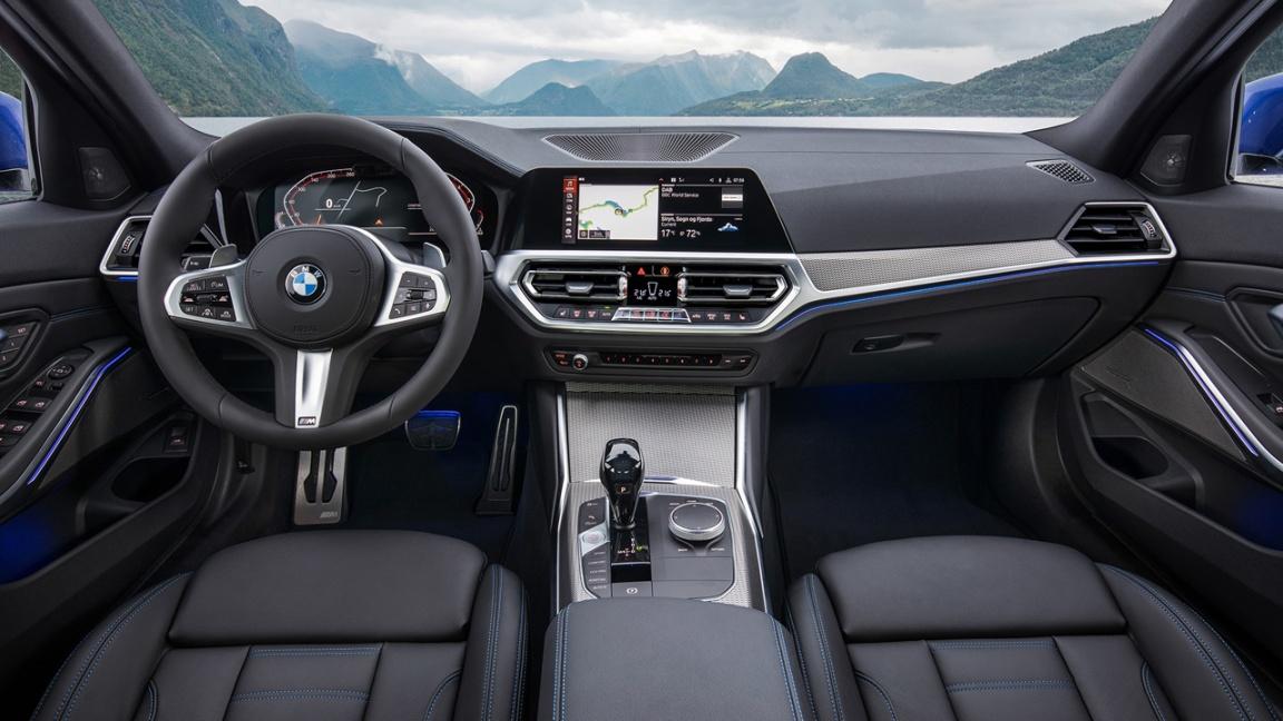 Новый BMW 3 серии