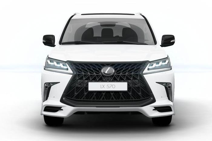 Lexus LX 570 Superior