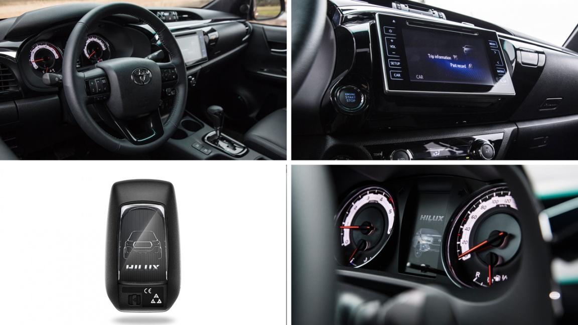 Toyota Hilux Exсlusive