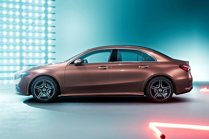 Mercedes-Benz A-Class L