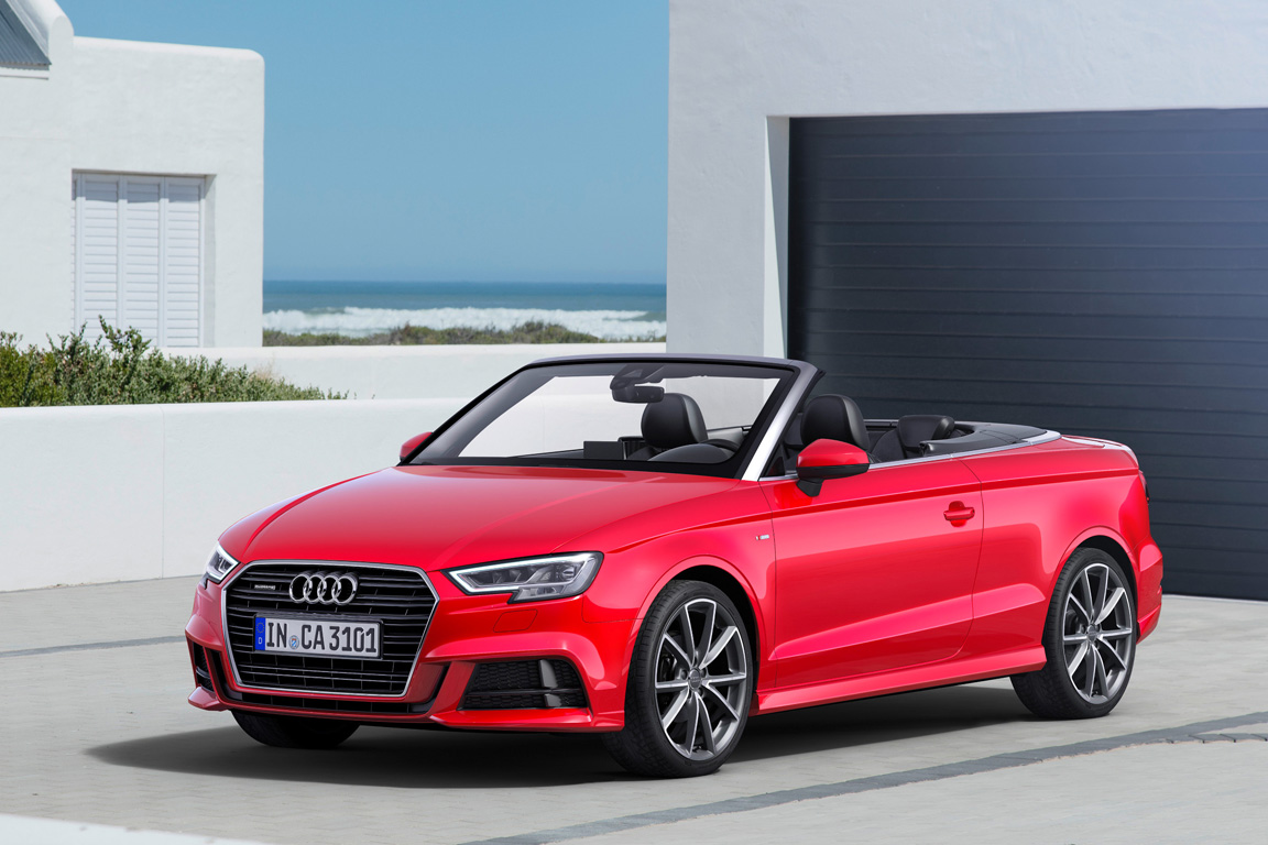 Audi A3 Cabrio 2016