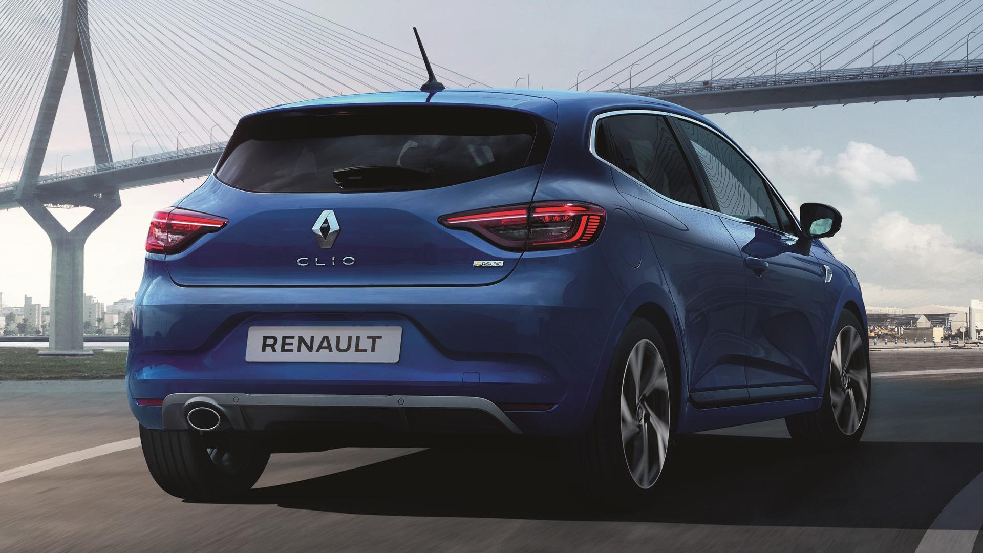 Renault Clio R.S. 2019