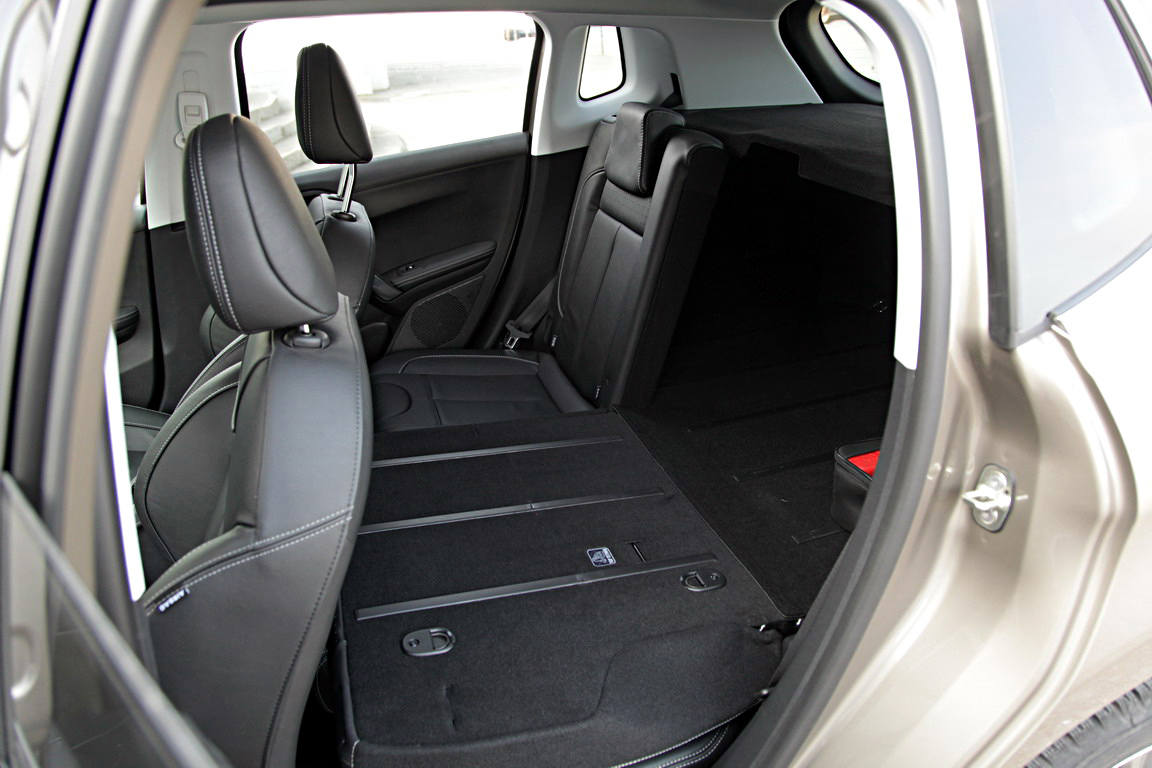 Peugeot 2008: новичок в классе