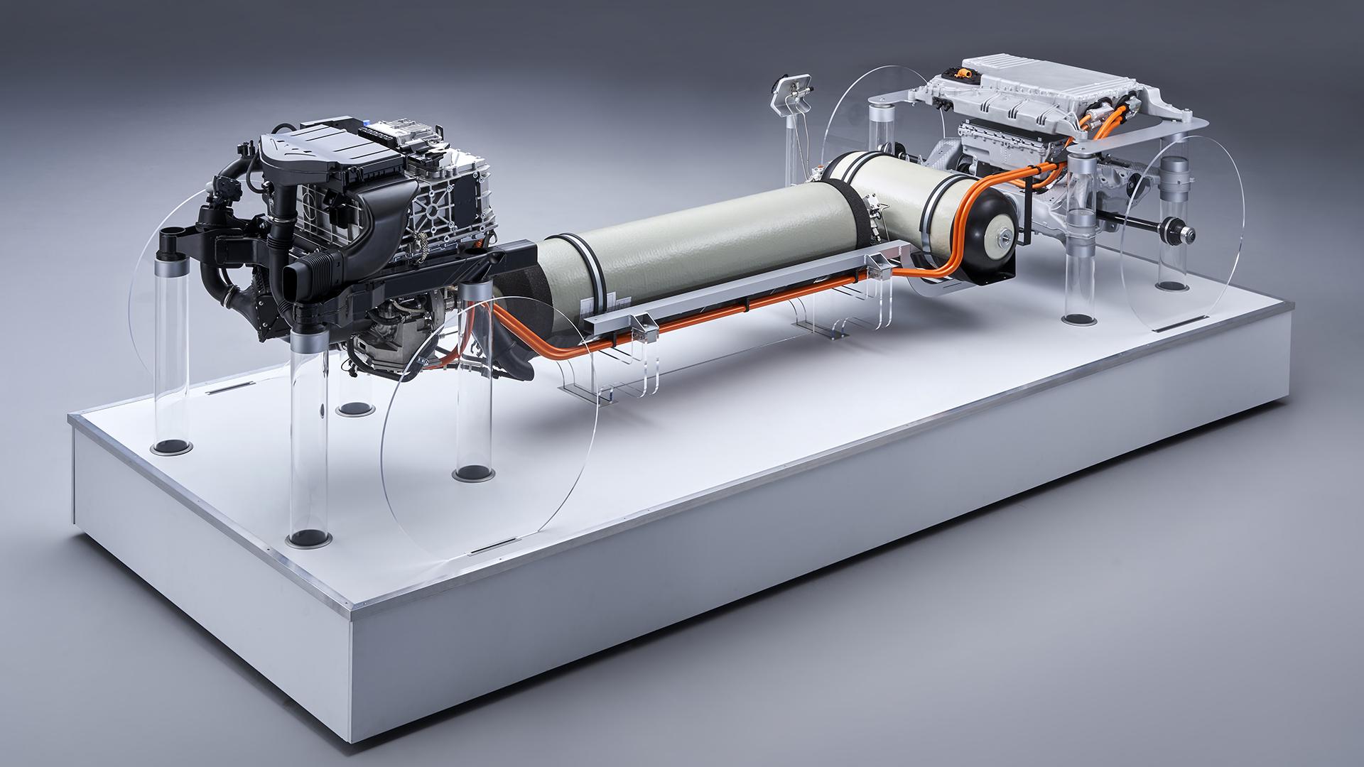 bmw x5 i hydrogen next