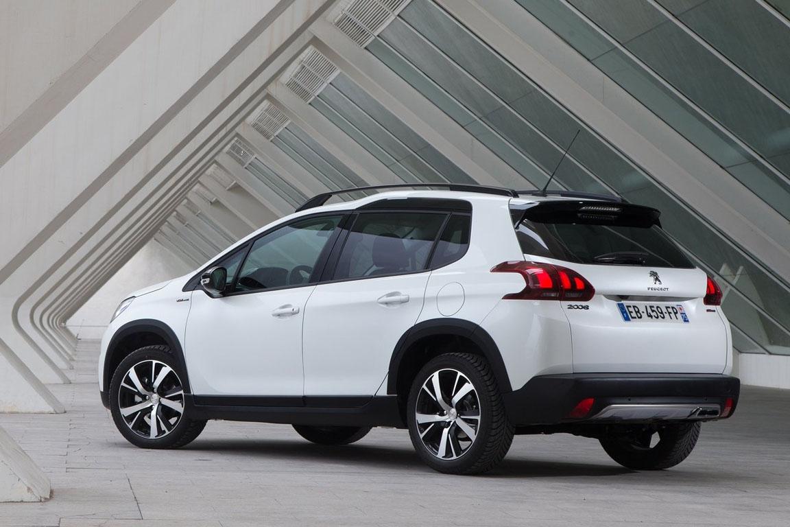Peugeot 2008 2017