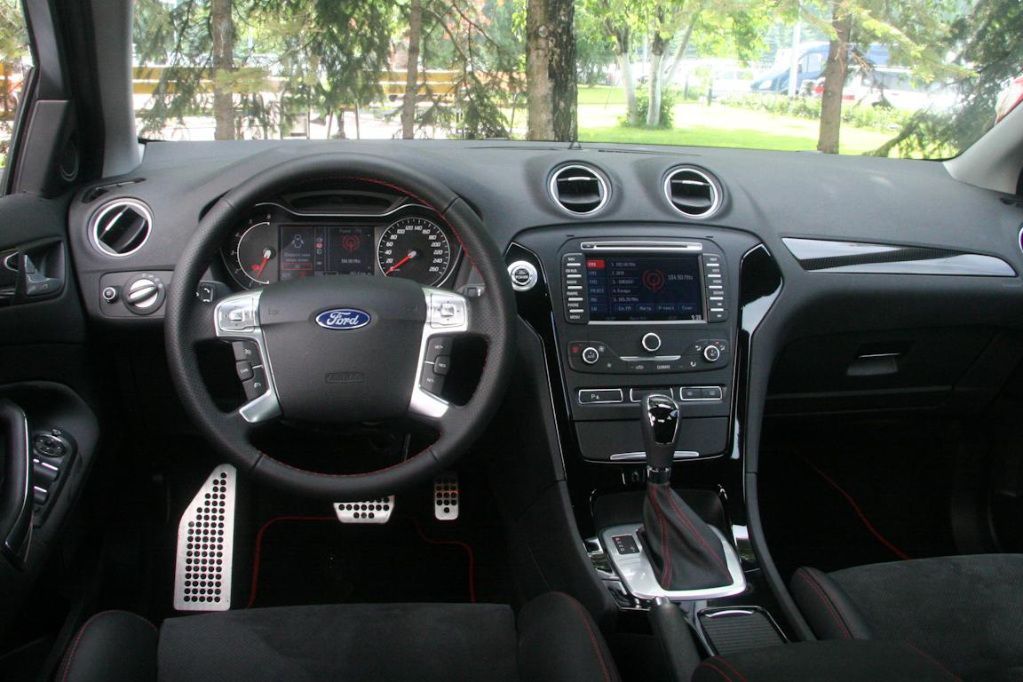 Ford Mondeo Sport:Спорт для зрелых