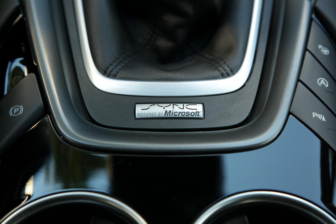 Ford Mondeo: первое знакомство