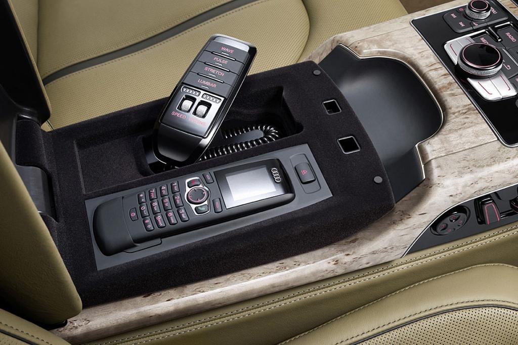 Audi A8 Long: когда размер имеет значение
