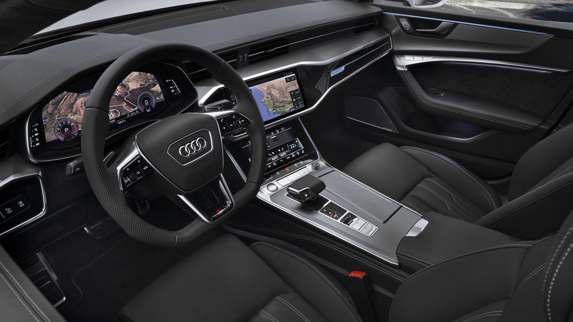 Audi a7 45tfsi quattro