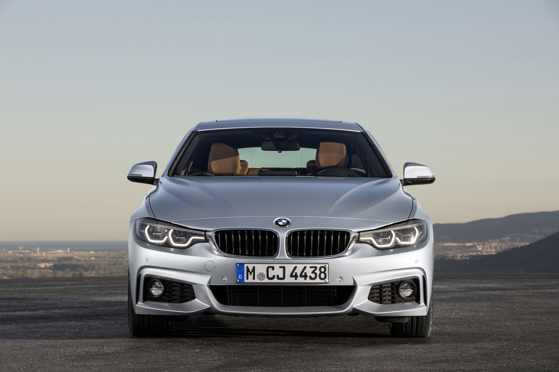 BMW 4 Gran Coupe 2017