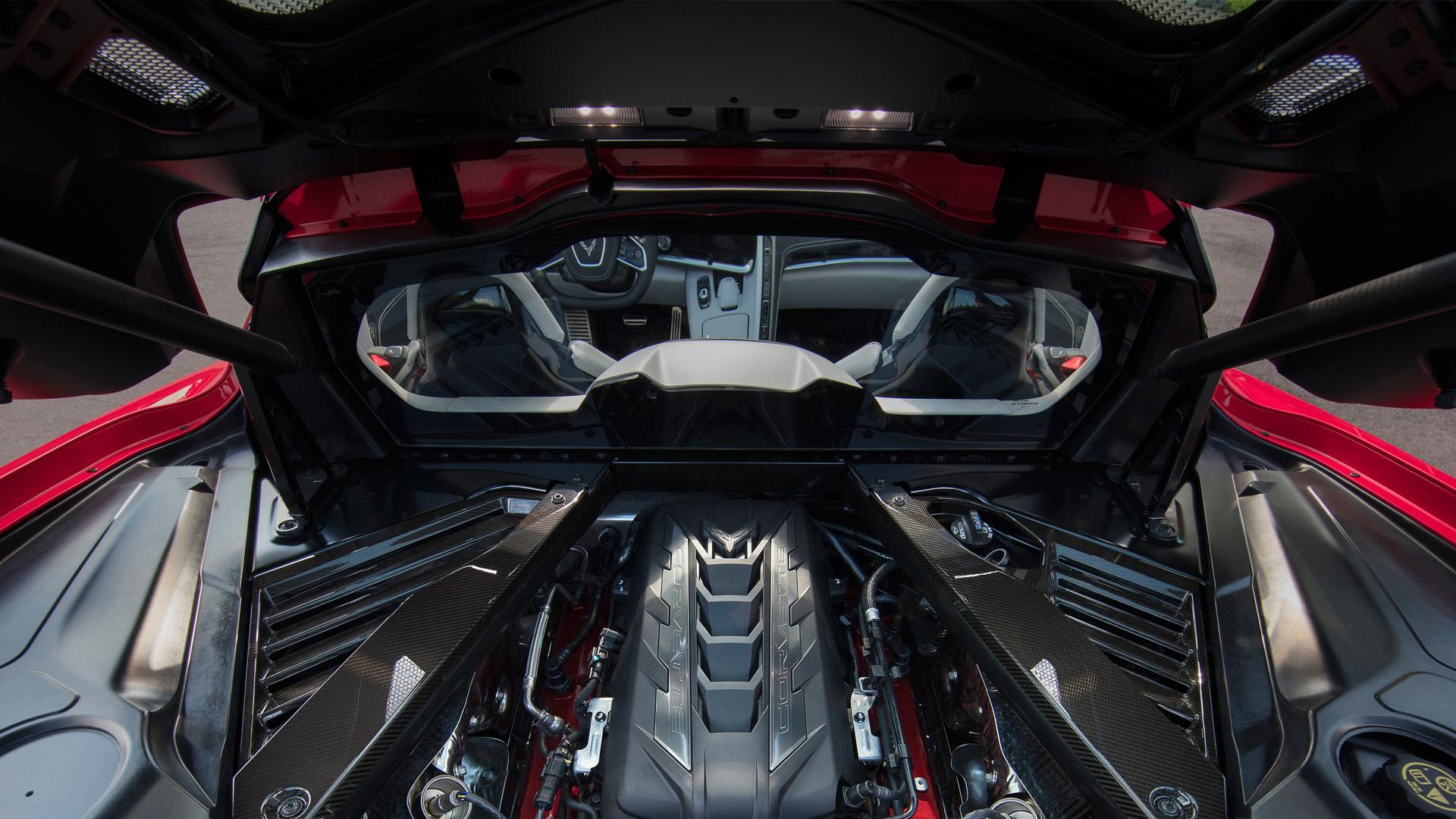 Chevrolet Corvette С8 Stingray