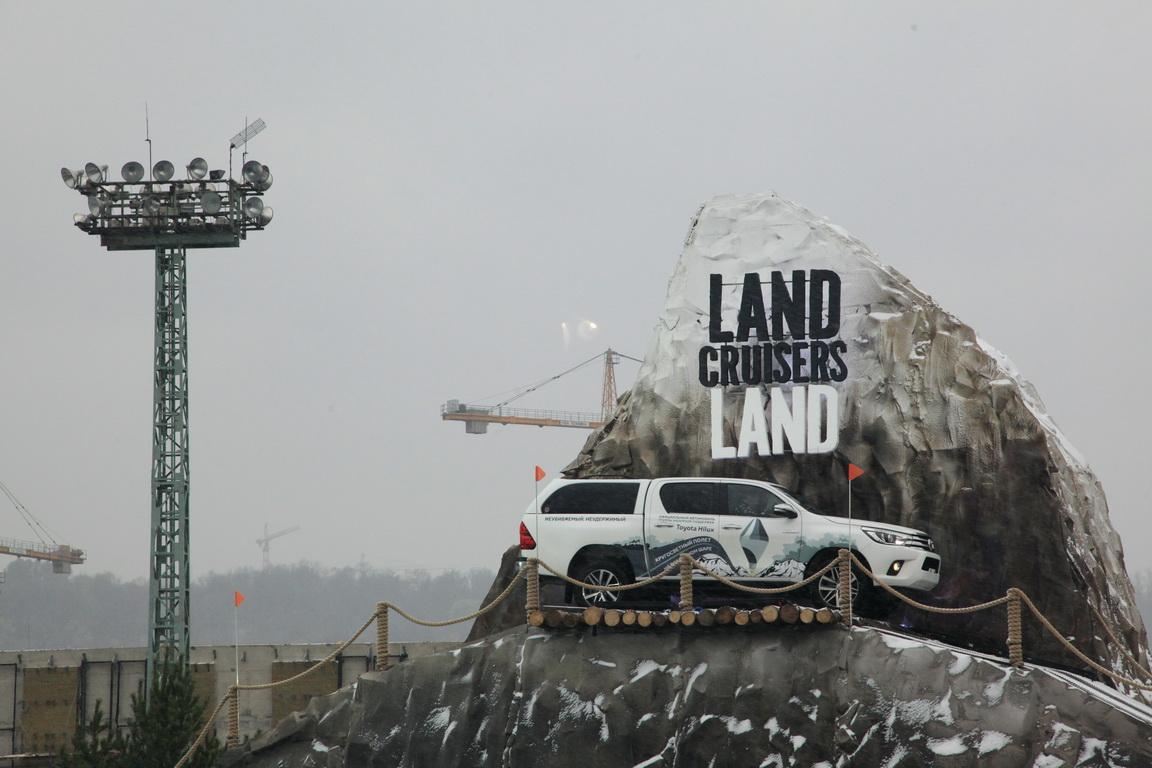 Land Cruiser's Land: Страна внедорожников