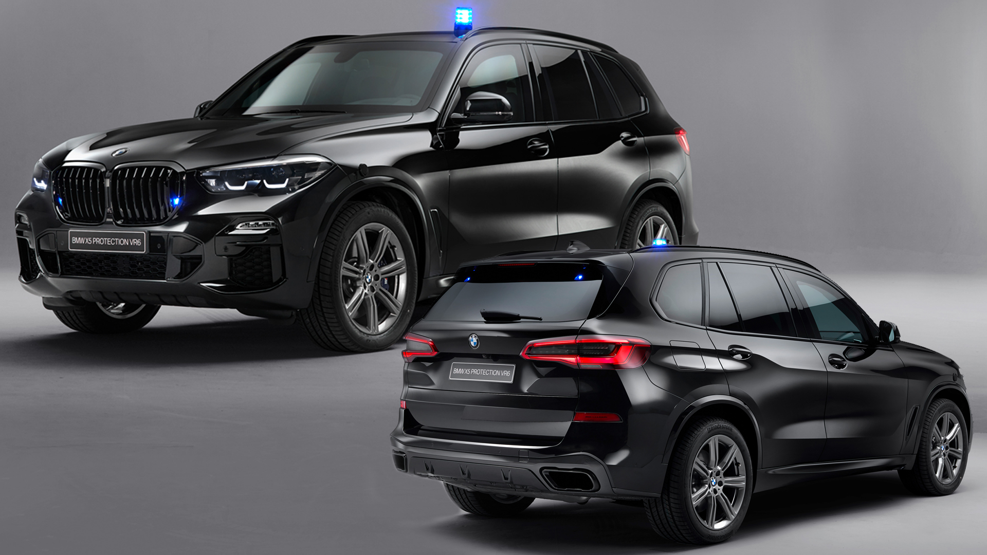 BMW X5 VR6 Protection