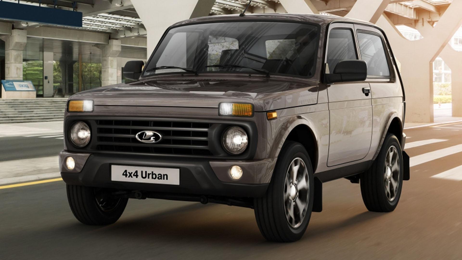 lada 4x4 urban 2020