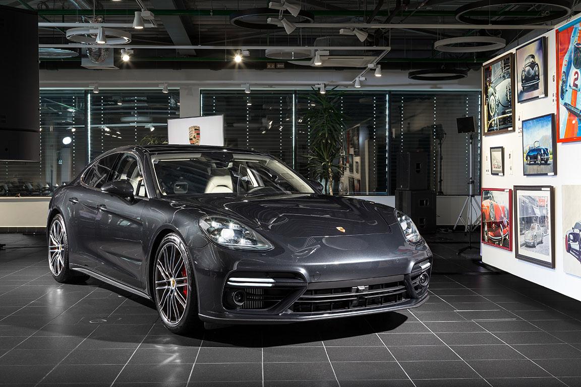 Porsche Panamera: Другое Измерение
