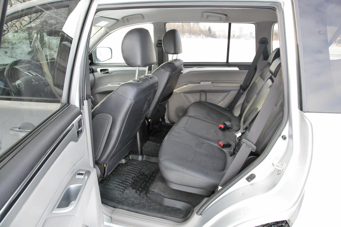 Mitsubishi Pajero Sport: Длительный тест