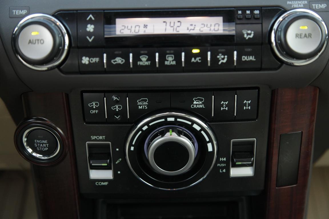 Toyota Land Cruiser Prado: я – легенда!