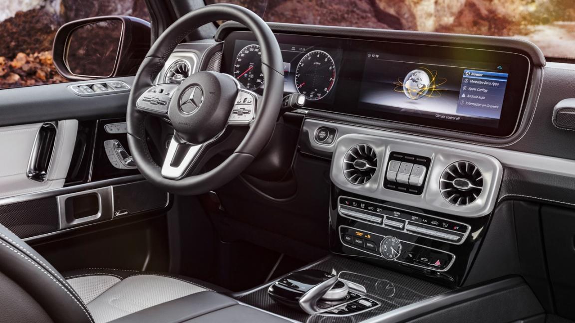 Mercedes-Benz G-class 2018