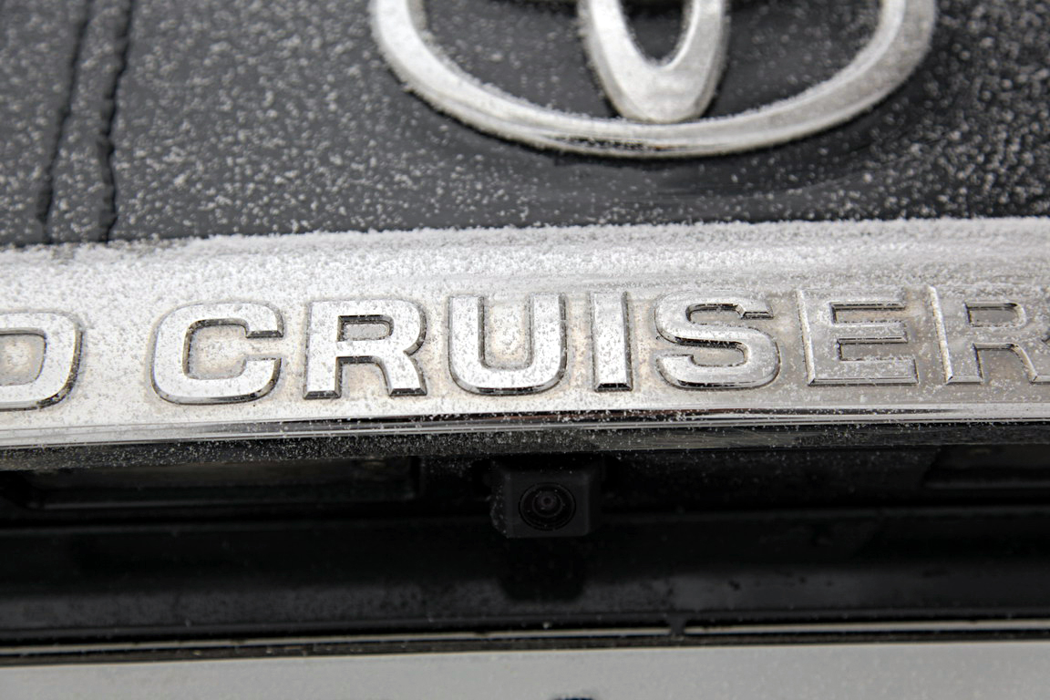 Land Cruiser Prado: За миг до обновления