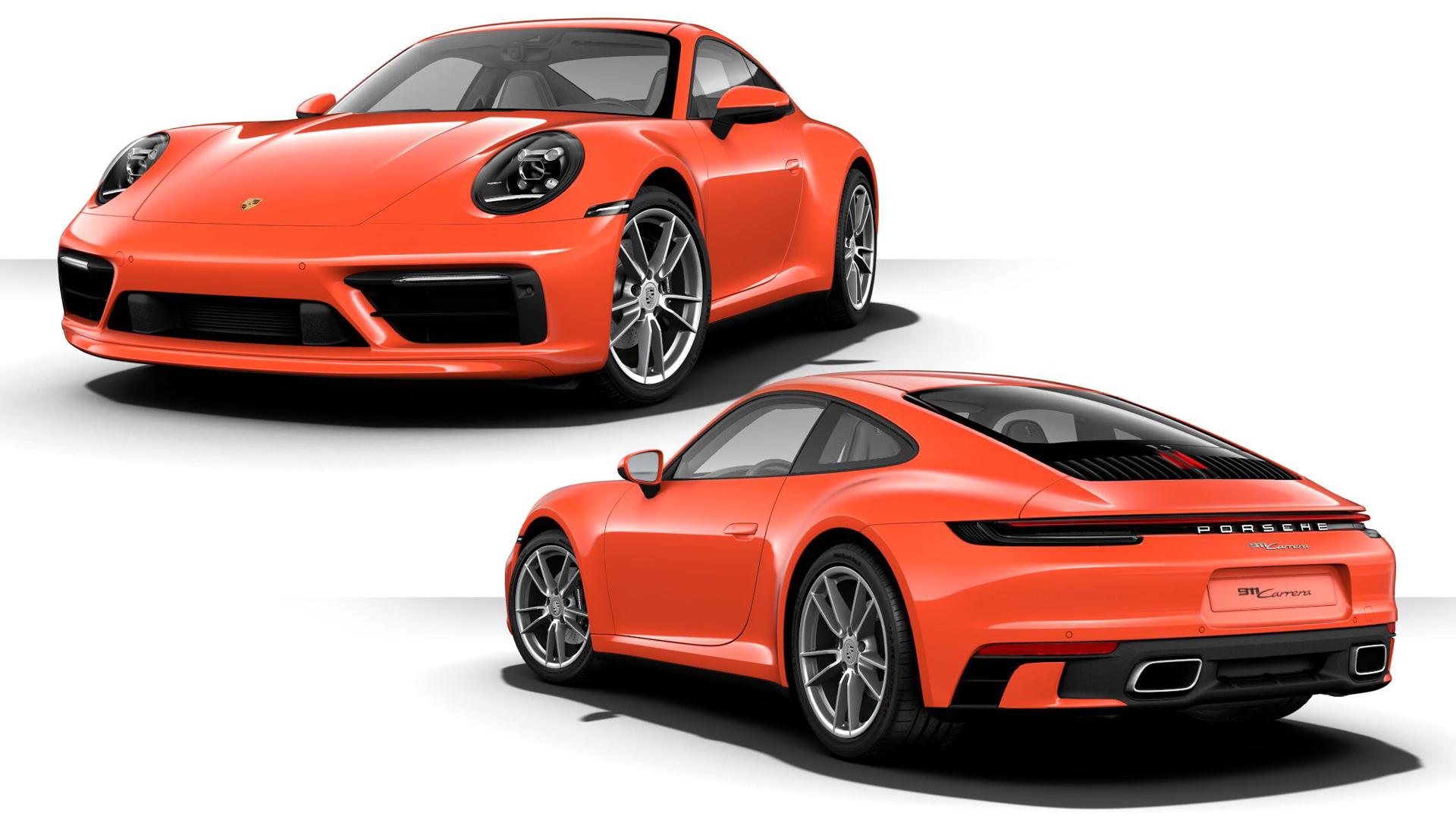 porsche 911 SportDesign