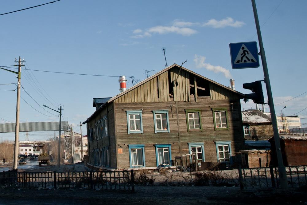 Автоэкспедиция Брест-Певек 2011