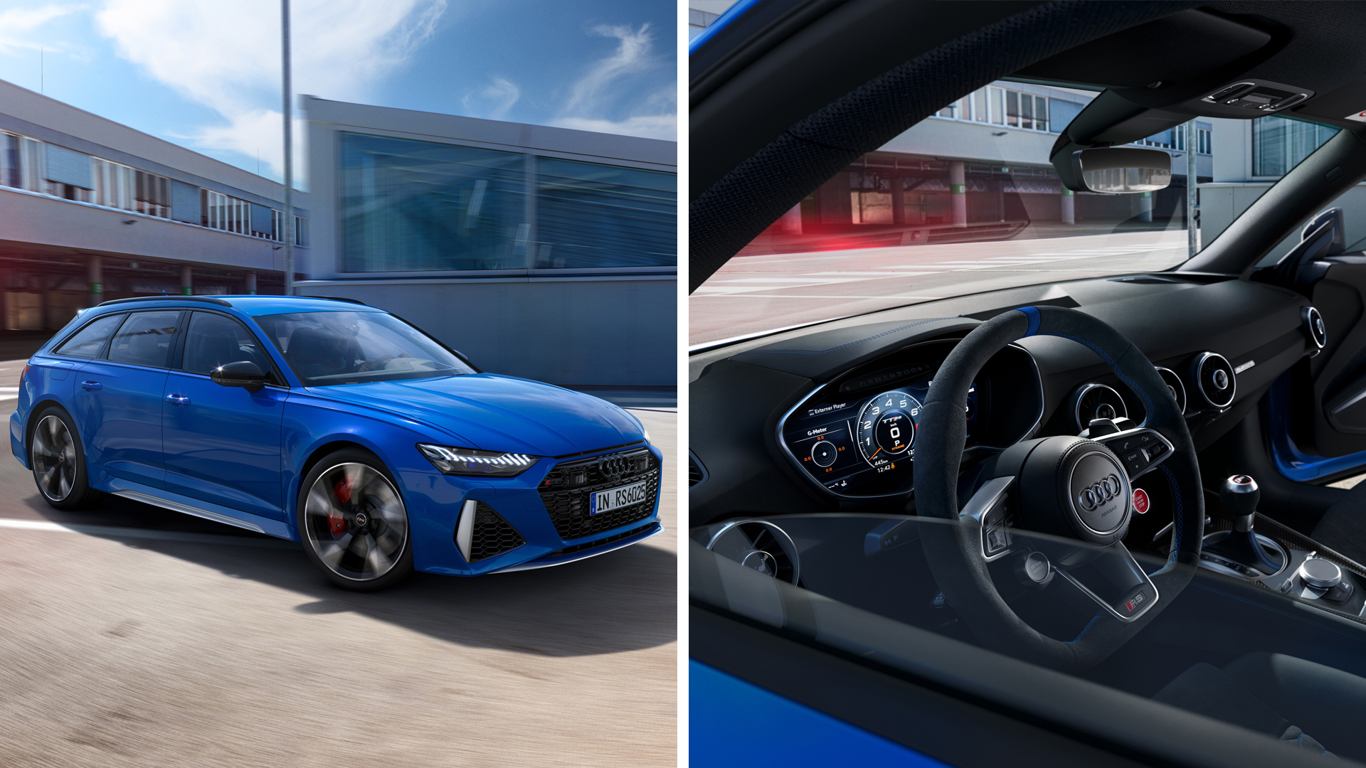 audi 25 years rs