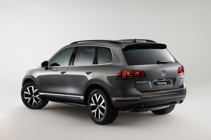 Volkswagen Touareg Wolfsburg Edition