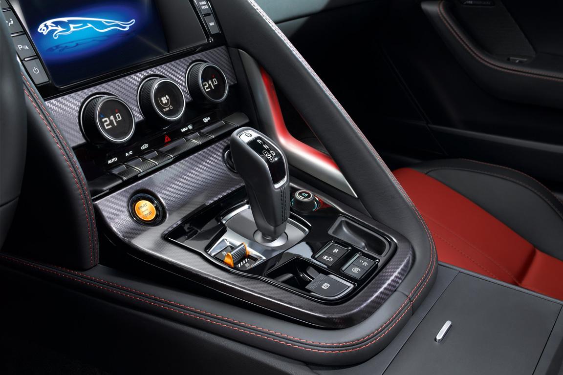 Jaguar F-Type Coupe 2013