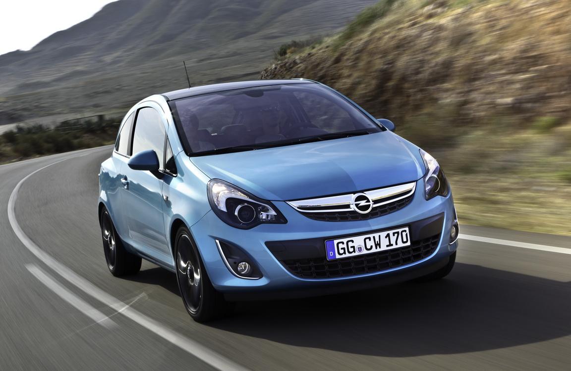 Opel Corsa 2011 / Опель Корса 2011
