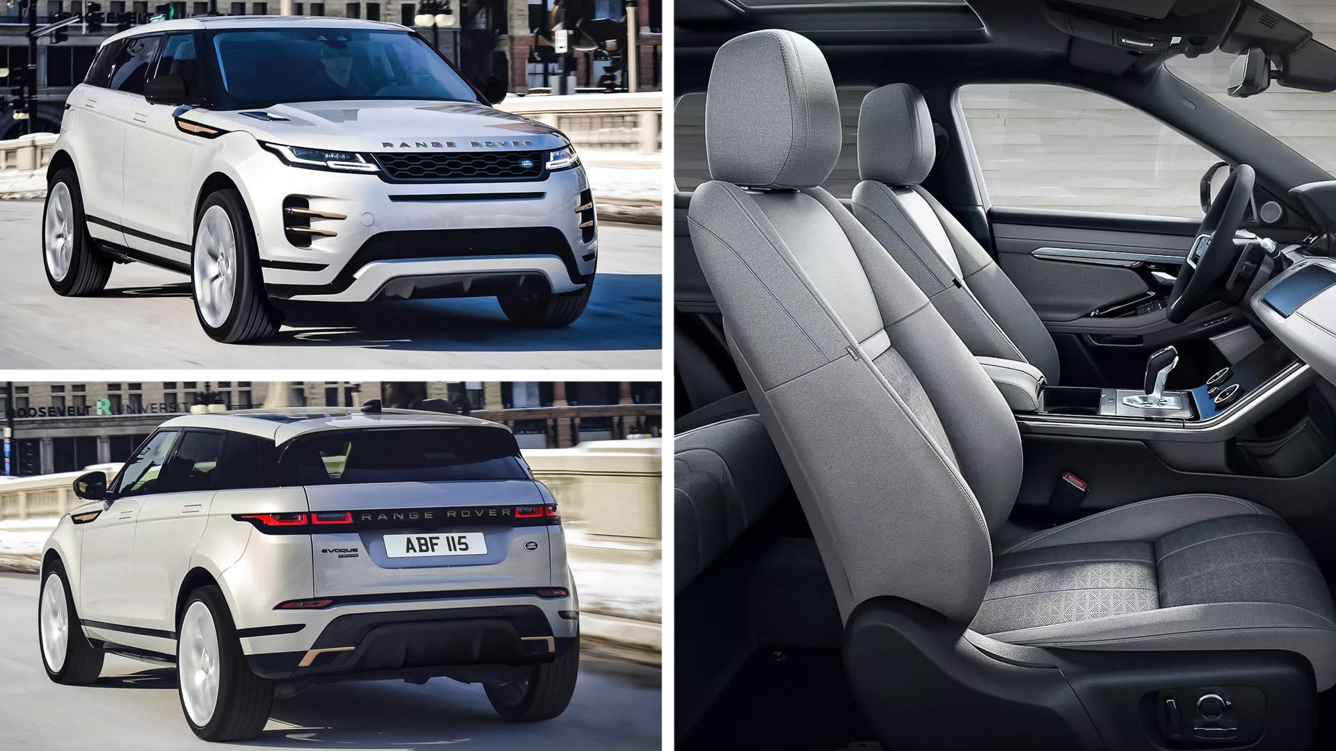 range rover evoque autobiography 2021