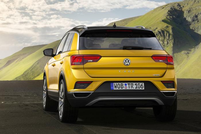 Volkswagen T-Roc