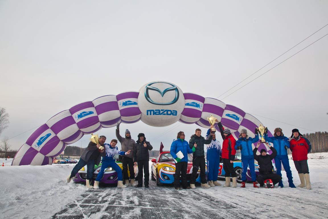Mazda MX-5 Aori: Ice, Ice Baby!