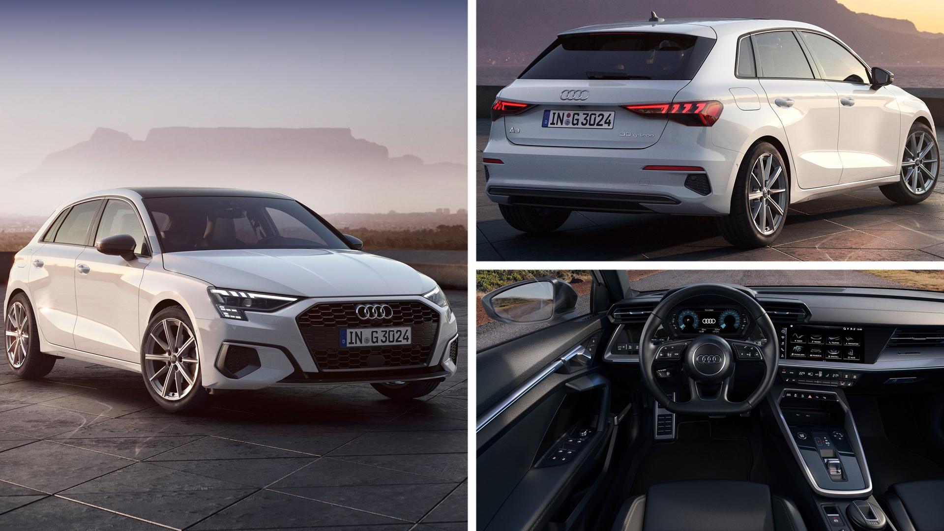 Audi A3 G-tron 2021