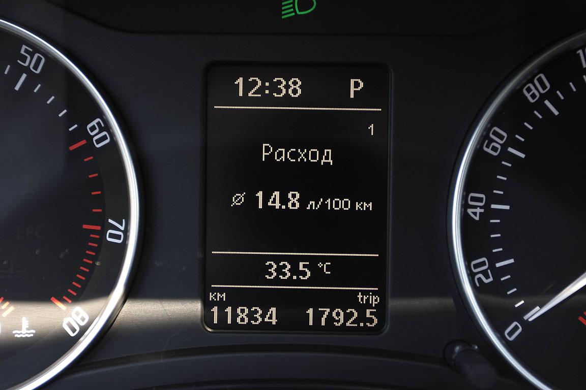 Skoda Octavia: На страже ценностей класса