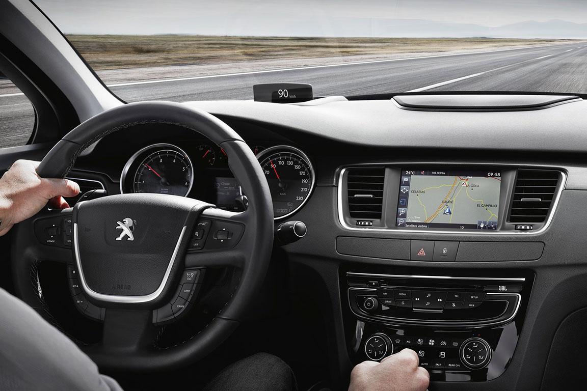 Peugeot: Путешествие в мир спокойствия