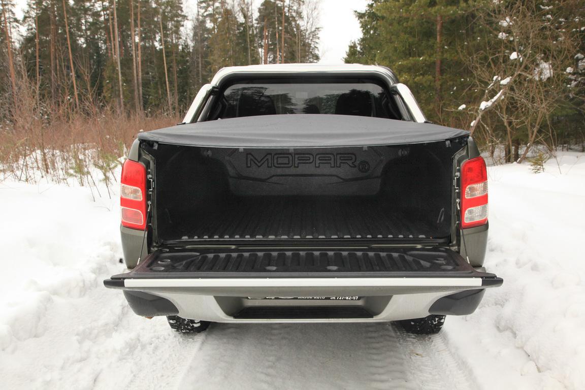 Fiat Fullback Багажник Mopar