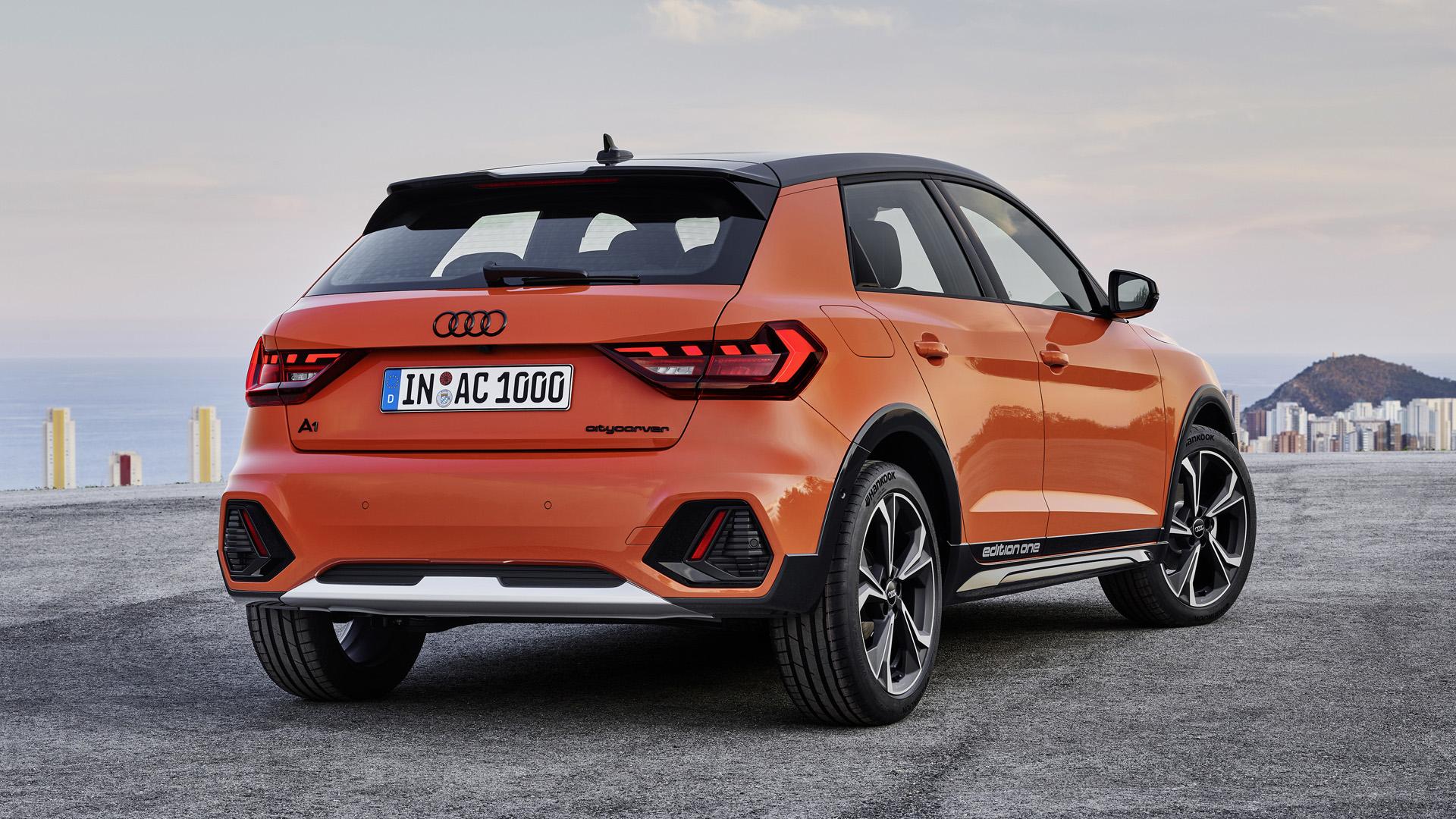 Audi A1 Citicarver