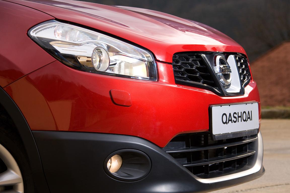 Nissan Qashqai: Трудно быть богом