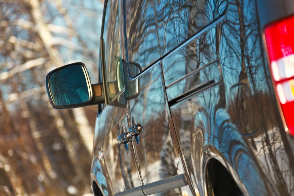 Volkswagen Caddy Maxi: Личный «экспресс»