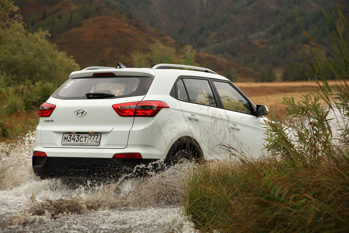 Hyundai Creta: вне шаблонов