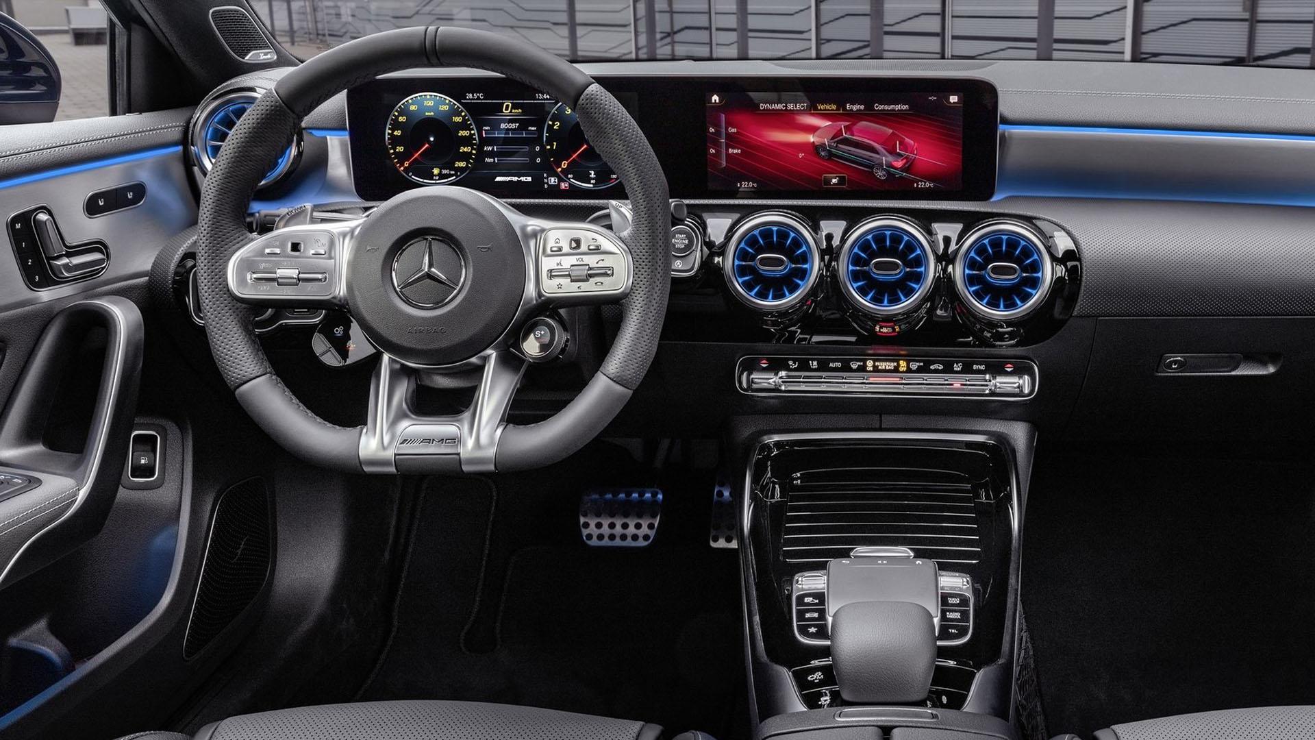 Mercedes-Benz 2020 A35 AMG 4Matic Sedan