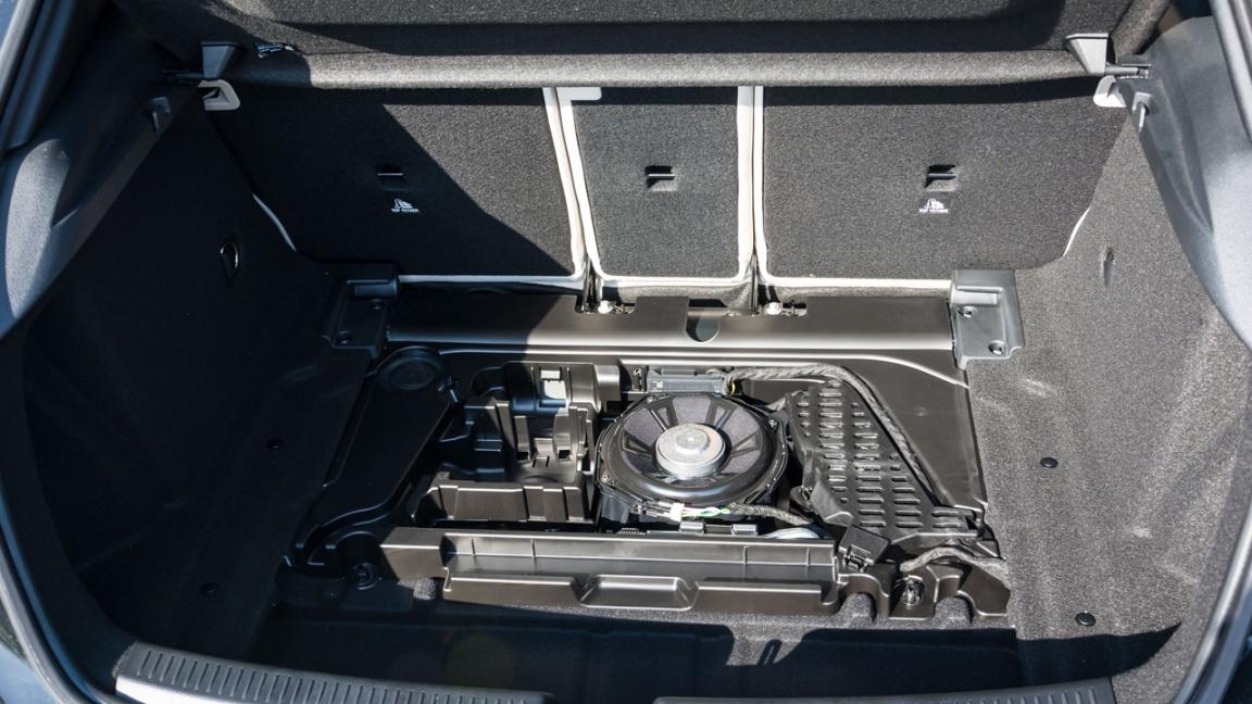 Тест-драйв Mercedes-Benz A 200 серии W177