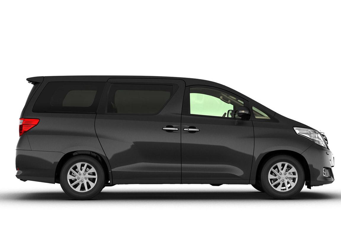 Тойота Альфард / Toyota Alphard