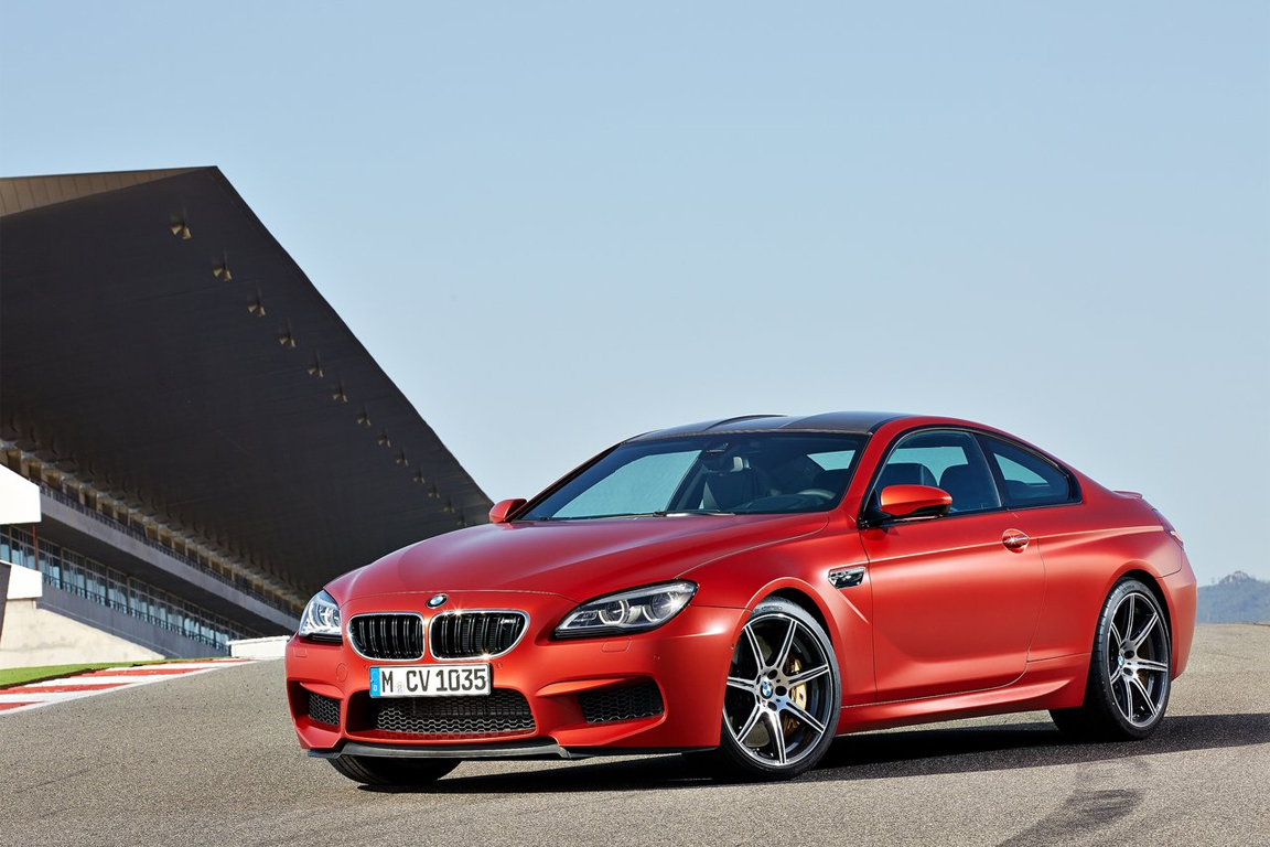 BMW M6 2015