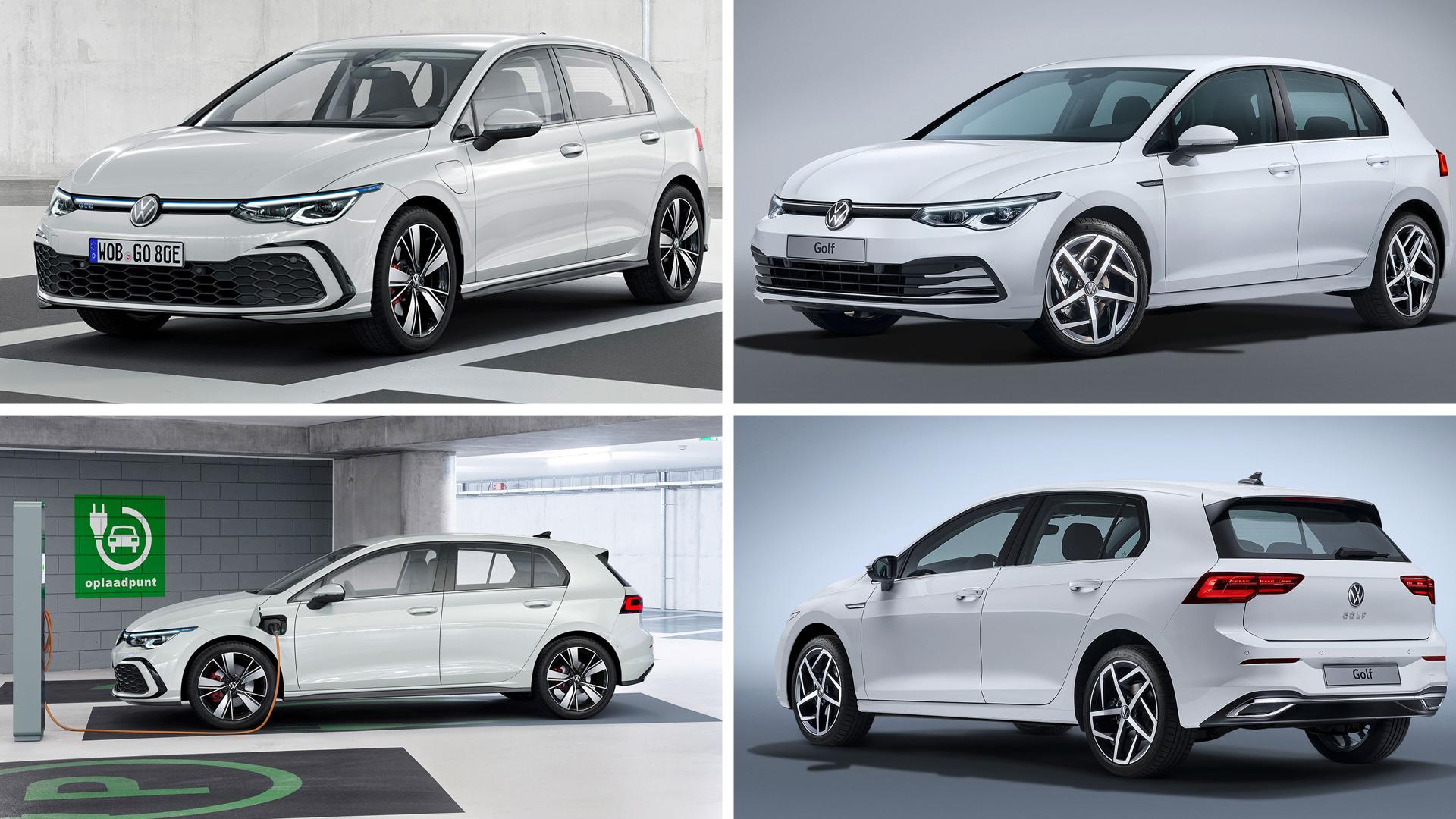 Volkswagen Golf MKVIII 2020