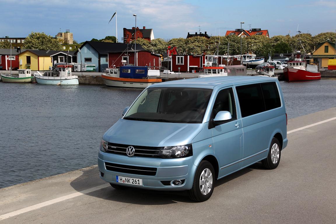 Volkswagen Multivan: И в пир, и в мир
